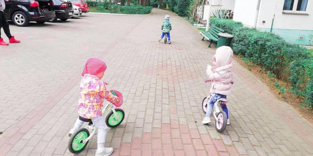 Jak bezpiecznie przewozić dziecko na rowerze?